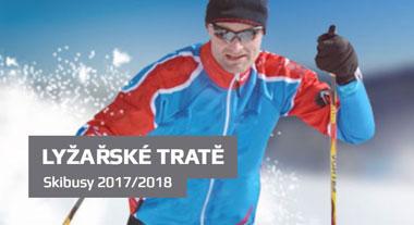 LYŽAŘSKÉ TRATĚ Skibusy 2017/ 2018
