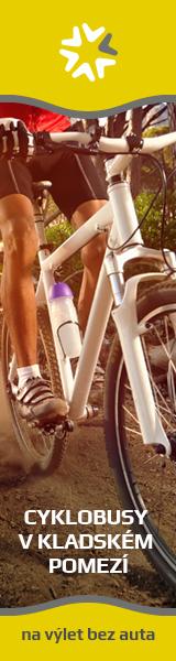 Cyklobusy v Kladském pomezí