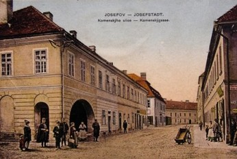 Muzeum v radnici (Museum in the town hall), Josefov