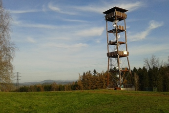 Na Signálu lookout tower