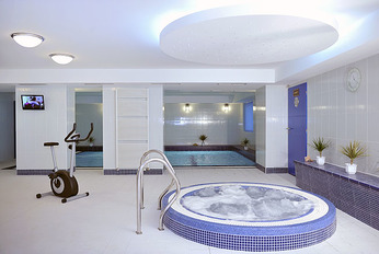 Wellness center - Hotel Tommy